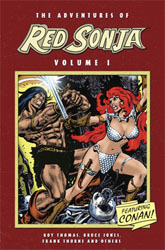 Adventures of Red Sonja Vol. 1