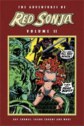 Adventures of Red Sonja Vol. 2 cover 2