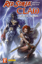 Red Sonja/Claw: Devil's Hands