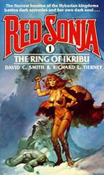 Red Sonja: The Ring of Ikribu