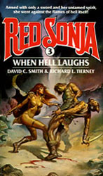 Red Sonja: When Hell Laughs