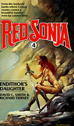 Red Sonja: Endithor's Daughter