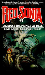 Red Sonja: Against the Prince of Hell