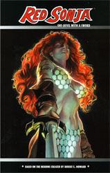 Red Sonja Vol. 1 Alex Ross cover