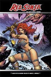 Red Sonja Vol. 2 Jim Lee cover