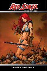 Red Sonja Vol. 4