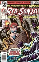 Red Sonja #14