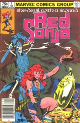 Red Sonja Vol. 2 #1