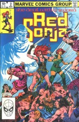 Red Sonja Vol. 2 #2