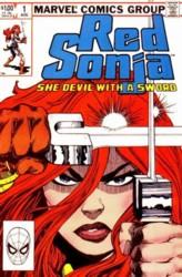 Red Sonja Vol. 3 #1