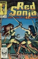 Red Sonja Vol. 3 #2