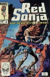 Red Sonja Vol. 3 #3