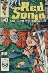Red Sonja Vol. 3 #4