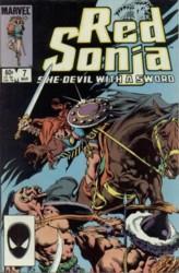 Red Sonja Vol. 3 #7
