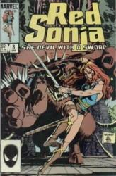 Red Sonja Vol. 3 #8