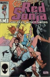 Red Sonja Vol. 3 #9