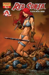Red Sonja Vol. 4 #19 Sean Chen cover