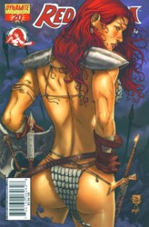 Red Sonja Vol. 4 #20 Joe Prado cover
