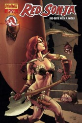 Red Sonja Vol. 4 #29 Mel Rubi