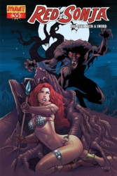 Red Sonja Vol. 4 #35 Mel Rubi