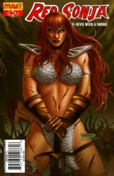Red Sonja Vol. 4 #40 Fabiano Neves cover
