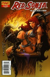 Red Sonja Vol. 4 #41 Adriano Batista cover
