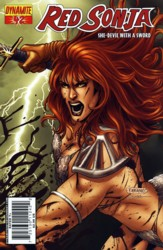 Red Sonja Vol. 4 #42 Fabiano Neves cover
