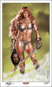 Red Sonja by M.C. Wyman