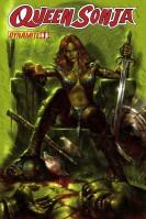 Queen Sonja #1 Lucio Parrillo cover