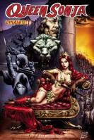 Queen Sonja #1 Mel Rubi cover