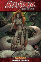 Red Sonja Omnibus Volume 1
