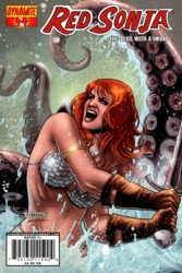 Red Sonja Vol. 4 #44 Fabiano Neves cover