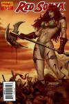 Red Sonja #45 Fabiano Neves cover