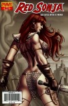 Red Sonja #46 Fabiano Neves cover