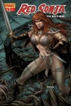 Red Sonja #48 Fabiano Neves cover