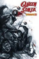 Queen Sonja #3 Lucio Parrillo cover