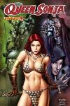 Queen Sonja #4 Mel Rubi cover
