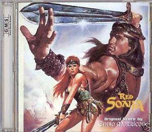 Red Sonja movie soundtrack