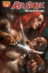 Red Sonja: Wrath of the Gods #4