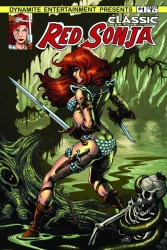 Classic Red Sonja #1