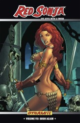 Red Sonja Volume 7: Born Again HC