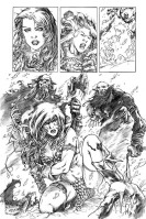 Red Sonja Annual #3 preview