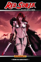 Red Sonja Volume 8: Blood Dynasty Hardcover