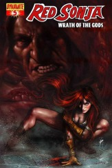 Red Sonja: Wrath of the Gods #5