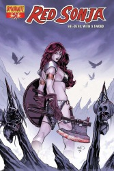 Red Sonja #51 Paul Renaud cover