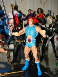 Custom Lion-O action figure
