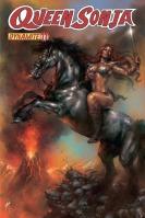 Queen Sonja #11 Lucio Parrillo cover