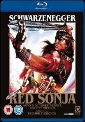 Red Sonja UK Blu-ray