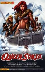 Queen Sonja #8 ad