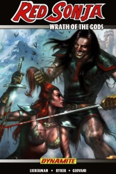 Red Sonja: Wrath of the Gods Volume 1 Softcover